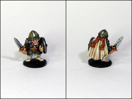 Asgard Miniatures -  Shieldmaiden