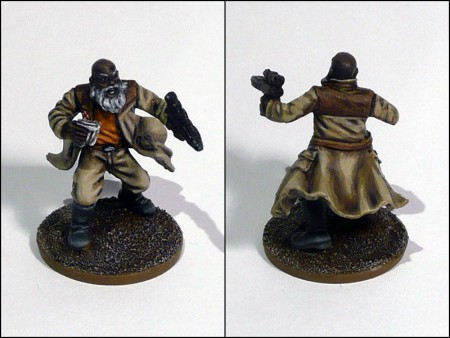 Gideon Argus, Imperial Assault